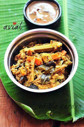 Avial Recipe - Kerala Style Aviyal - Onam Sadya Recipes