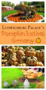 Ludwigsburg Palace Pumpkin Festival (Kürbisfest), Germany - California Globetrotter (1)
