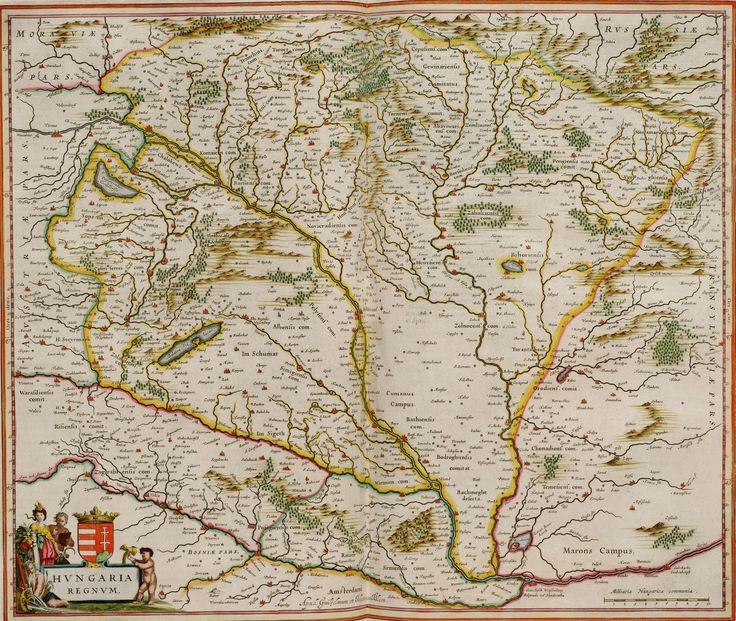 Hungaria Regnum 1647