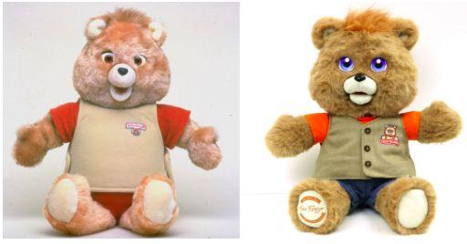 New Teddy Ruxpin
