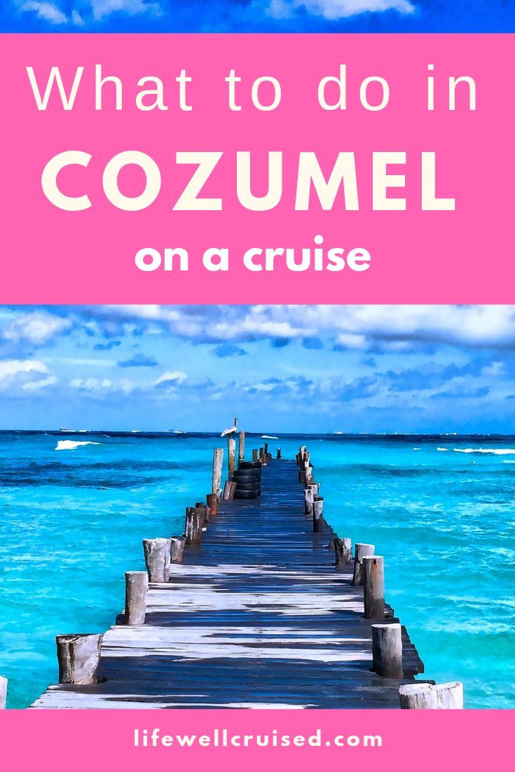 21 Most Recommended Things To Do In Cozumel Western Caribbean