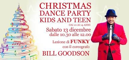 Christmas Dance Party  con Bill Goodson