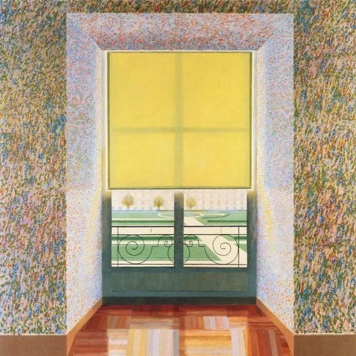 Contre-Jour in the French, David Hockney