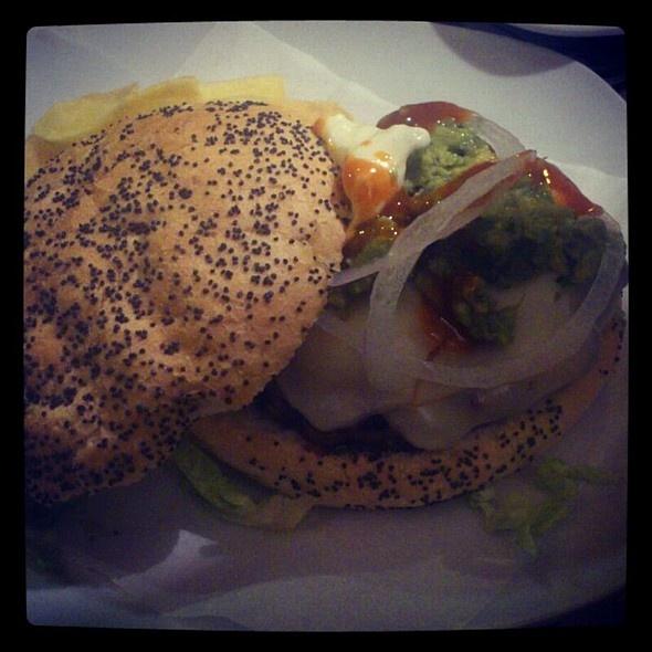 Afrodisiaca @ La Vespa Burger