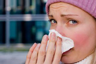 Domácí zimní balzám na nos