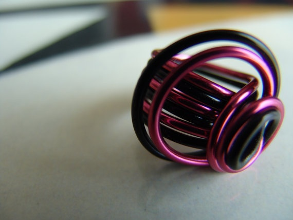 Set your style in orbit with a space SwingRing!