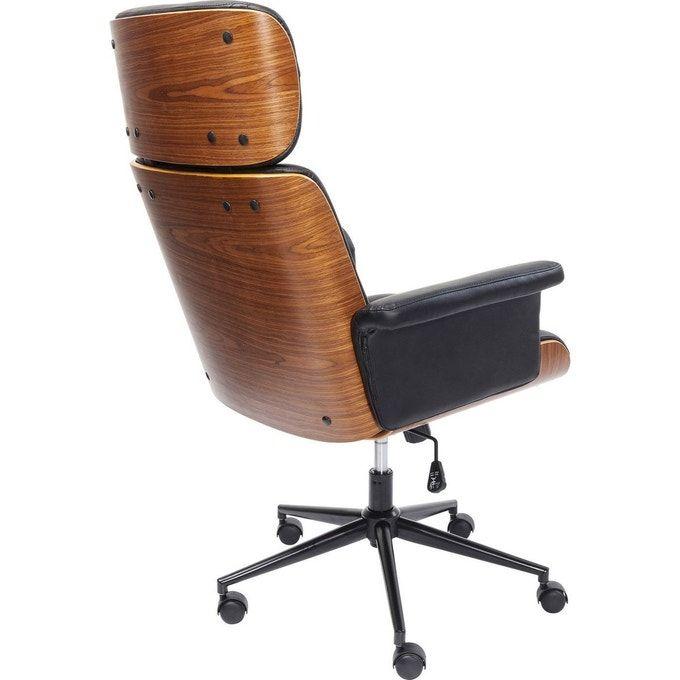 Chaise De Bureau Pivotante Check Out Noir Kare Design La Redoute En 2020 Chaise Bureau Chaise De Bureau Design Fauteuil Bureau