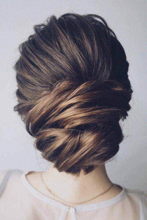 12 Trending Updo Wedding Hairstyles from Instagram
