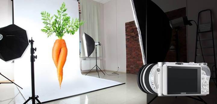 Cu #GalaxyNX300 toate legumele sunt mai … apetisante și numai bune de invitat la o ședință foto. SHARE if you LIKE it