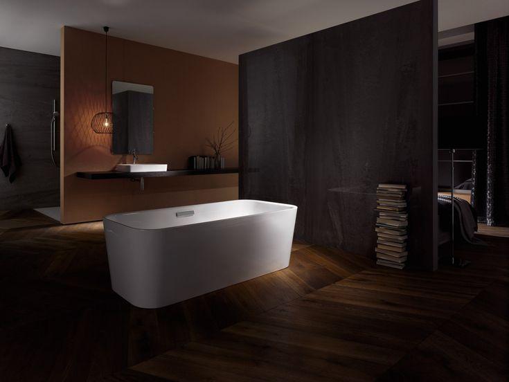 Baignoire ilôt en acier émaillé BETTEART Collection Baignoires ilôt by Bette | design Tesseraux   Partner