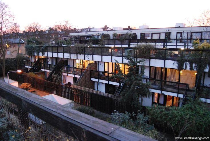 Great Buildings Image - Fleet Road Terrace Housing