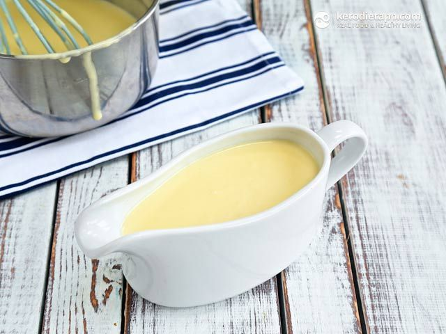 What's the best way of boosting your diet with healthy fats? Apart from my favourite Hollandaise sauce, I've been making this cheese sauce for several years, although I used to eat it with all sorts of high-carb foods like pasta. These days I eat it with real food - vegetables, meat, fish and even fried eggs. With 90% of ...