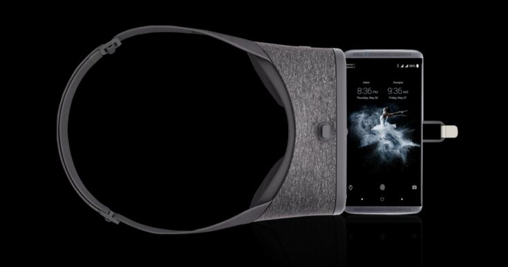 ZTEs Axon 7 just became the cheapest Daydream VR phone with its update to Nougat