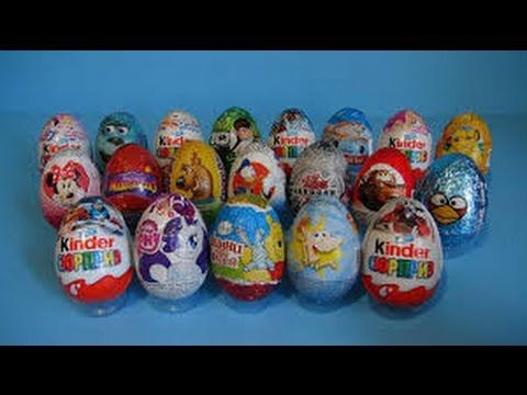Открываем шоколадное яйцо корпорация монстров Майк Вазовский