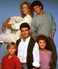 Growing Pains. I wanted to be Kirk Cameron's girlfriend, and I wanted Carol to flunk something, anything.