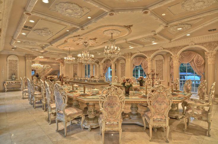 Chateau D'Or Bel Air, CA 90077 - $22,500,000 - Jade Mills