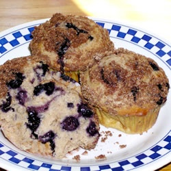 To Die For Blueberry Muffins | Recipe