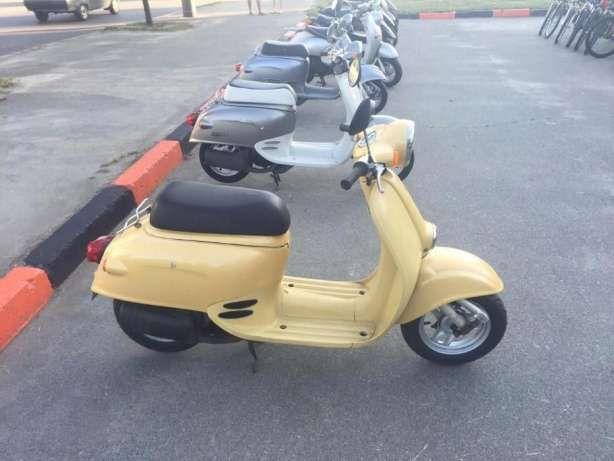 Honda Giorno Киев - изображение 1