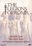 The Legions of Rome: The Punic Wars/The Gallic Wars/The Roman Invasions of Britain [3 Discs] [DVD]