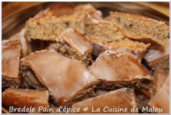 Dans la catégorie biscuits de noël (Bredele), je demande les bredele pain d'épice