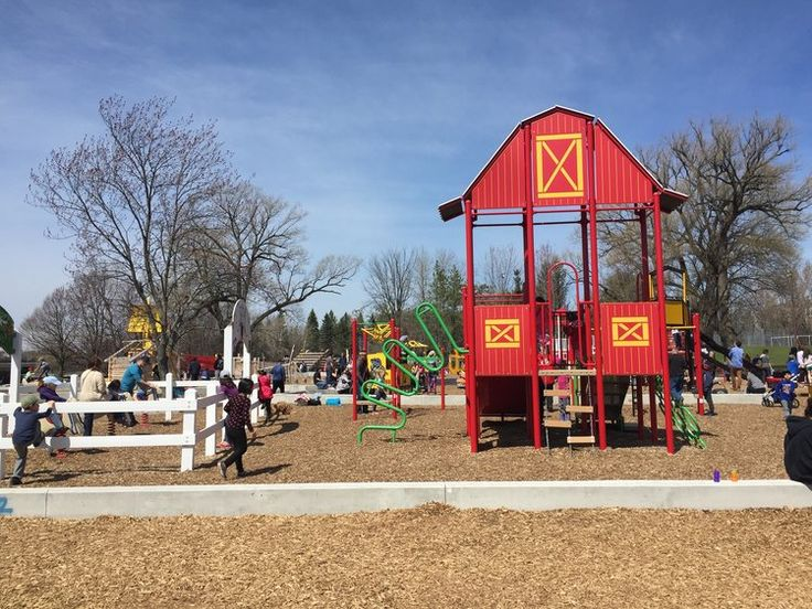 Giver's 150 Canada-themed playground at Mooney's Bay | Ottawa Parks | Canada Park | Kids in the Capital