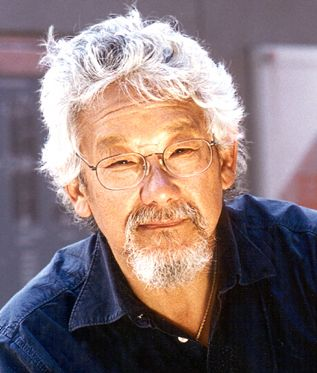David Suzuki is one of the most brilliant scientists, and communicators about science, of his generation. Through his books and broadcasts, which have touched millions of people around the world, he has stressed the dangers, as well as the benefits, of scientific research and technological development. He has campaigned tirelessly for social responsibility in science.
