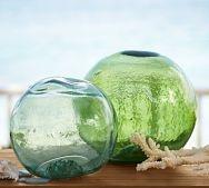 PB Found Glass Buoys