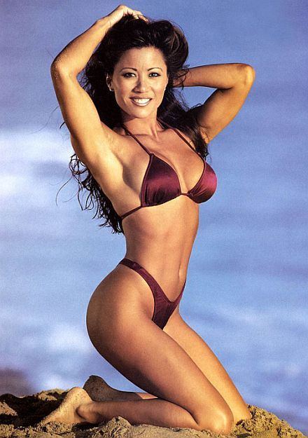 Kiana Tom - Fitness Model | Female Fitness | Fitness ...