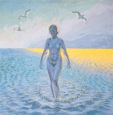 The Danish artist Johannes Larsen (1867-1961): Alhed