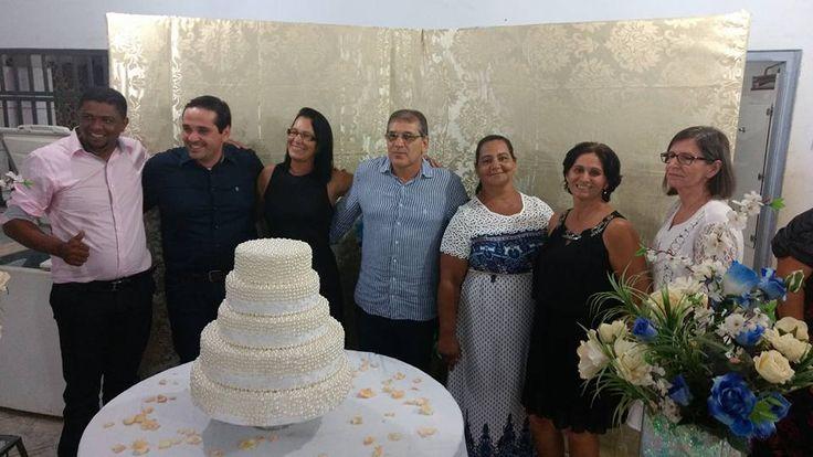 Igreja Assembleia de Deus de Arenápolis realiza aniversario de prefeito José Mauro - http://jornalprime.com/prefeito-jose-mauro-aniversario/22552/