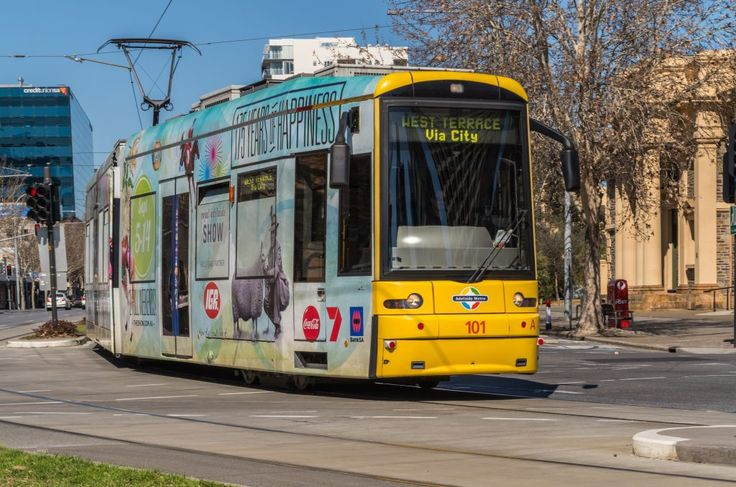 Construction contract awarded for Adelaide tram extension