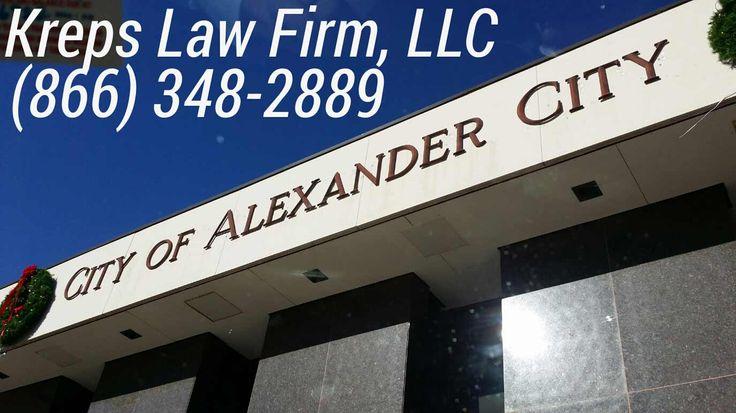 #Alexander #City #Alabama #DUI #Attorney #Municipal #Court www.Alexander-city-dui-attorney.com #KLF