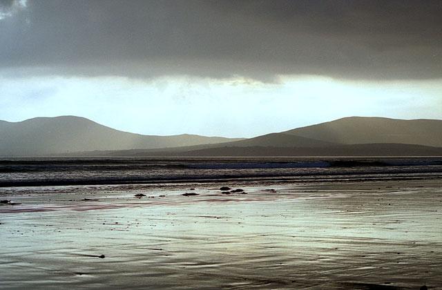 Waterville Beach, Ring of Kerry, Ireland