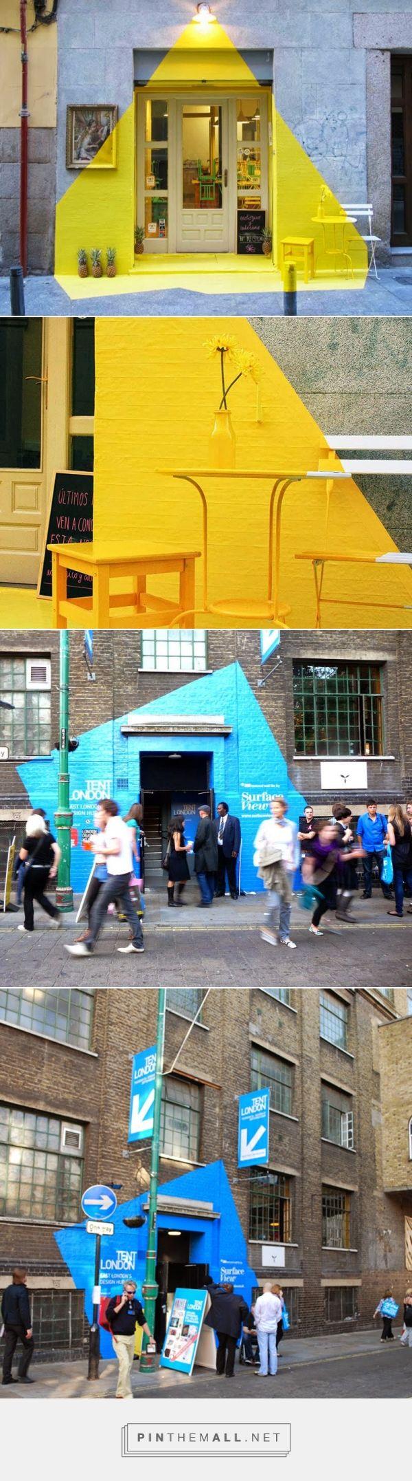 Una selección de recursos innovadores de señalización para museos, restaurantes y tiendas | Proyecto Fos, Madrid + Tent London (Exposición temporal)