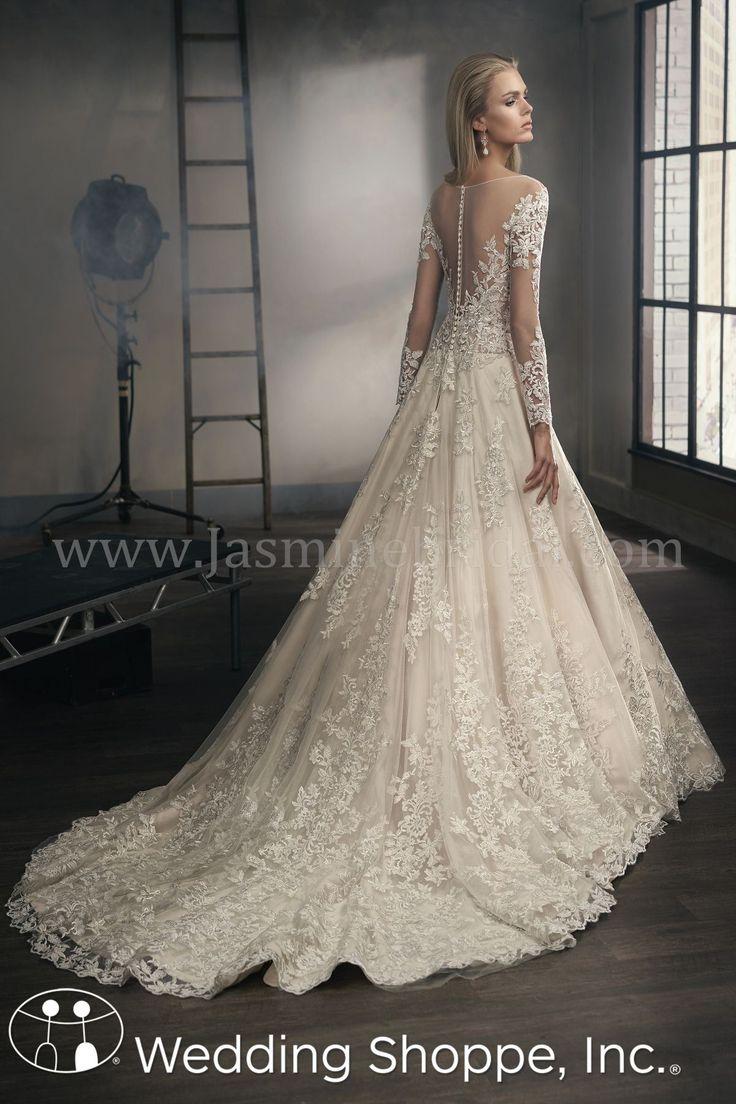 Jasmine Bridal Gown T192056