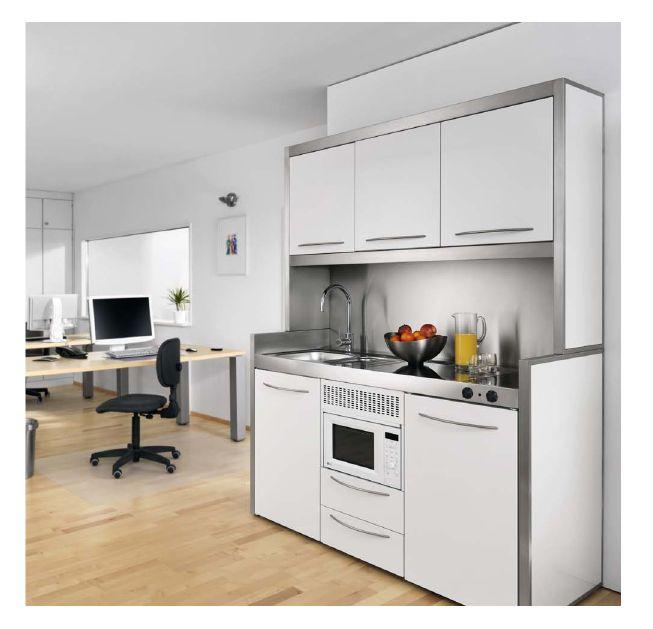 19 best images about les cuisines astucieuses on pinterest - Petite cuisine equipee studio ...