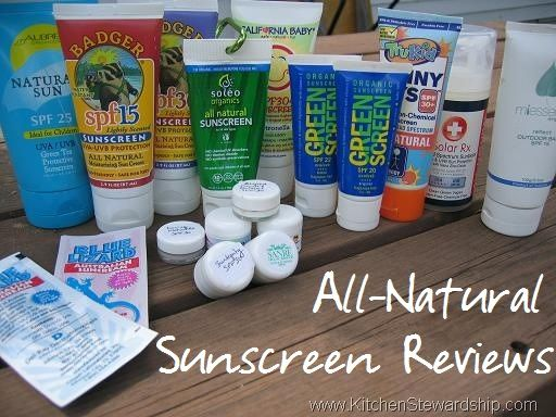 mineral sunblock review