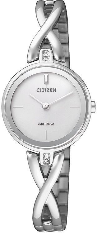 Citizen Eco-Drive Ladies Elegant Jewellery Bracelet Watch EX1420-84A
