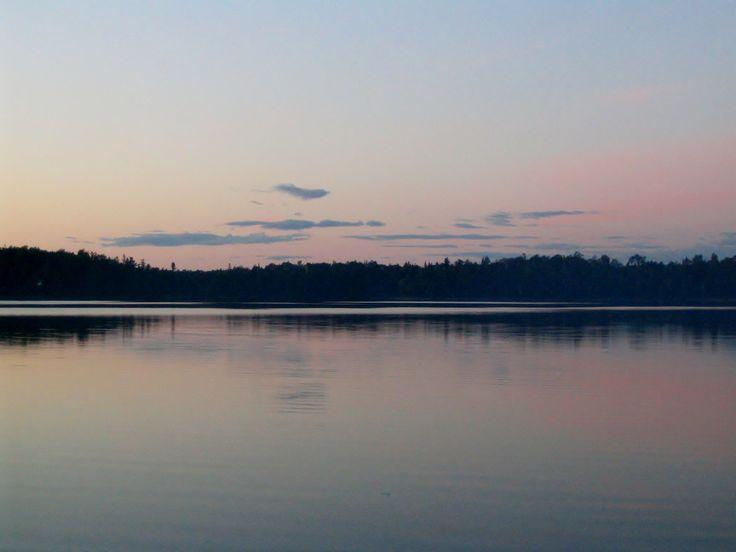 Night Hike, camping at Bruce Peninsula National Park