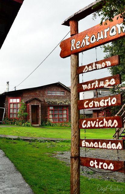 Hornopirén, Chile