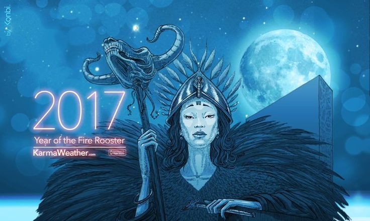 2017 Chinese New Year horoscope for the 12 zodiac signs of the Chinese  Calendar. 2017 Year of the Fire Rooster predictions for Love, Marriage,  Career, Money and Luck. Celebrations for Lunar New Year 2017 start January  28, 2017.