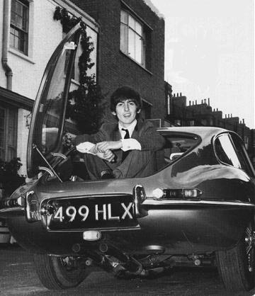 @hardtosayno | George Harrison