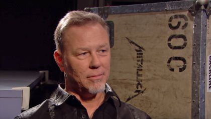James Hetfield Is 'Honored' Metallica's Music Was Used By U.S. Military To 'Help Us Stay Safe' - Blabbermouth.net