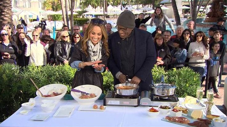 Stay warm and whip up Giada's orzo meatballs recipe in 20 minutes