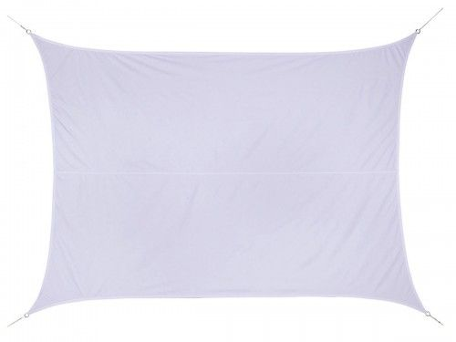 Voile d'ombrage rectangulaire Curacao 3 x 4 m - 180 g/m²
