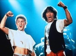Bill and Ted 3 confirmed by Keanu Reeves!