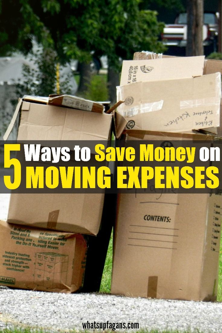 If you are moving soon, then you know that it will be expensive! Here are five ways you can save money on moving costs and expenses, every step of the way.