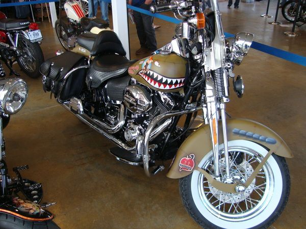 Ou0027s Custom Paints / Custom Painting   Harleys, Choppers, Motorcycles /  Naughty U0026 Nice
