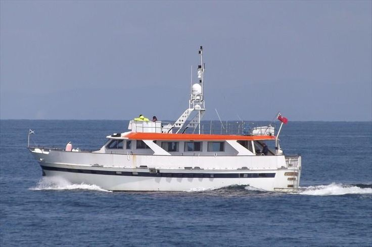 Boats for sale Germany, boats for sale, used boat sales, Commercial For Sale 23m / Research & Survey Vessel / FOR SALE #187 - Apollo Duck