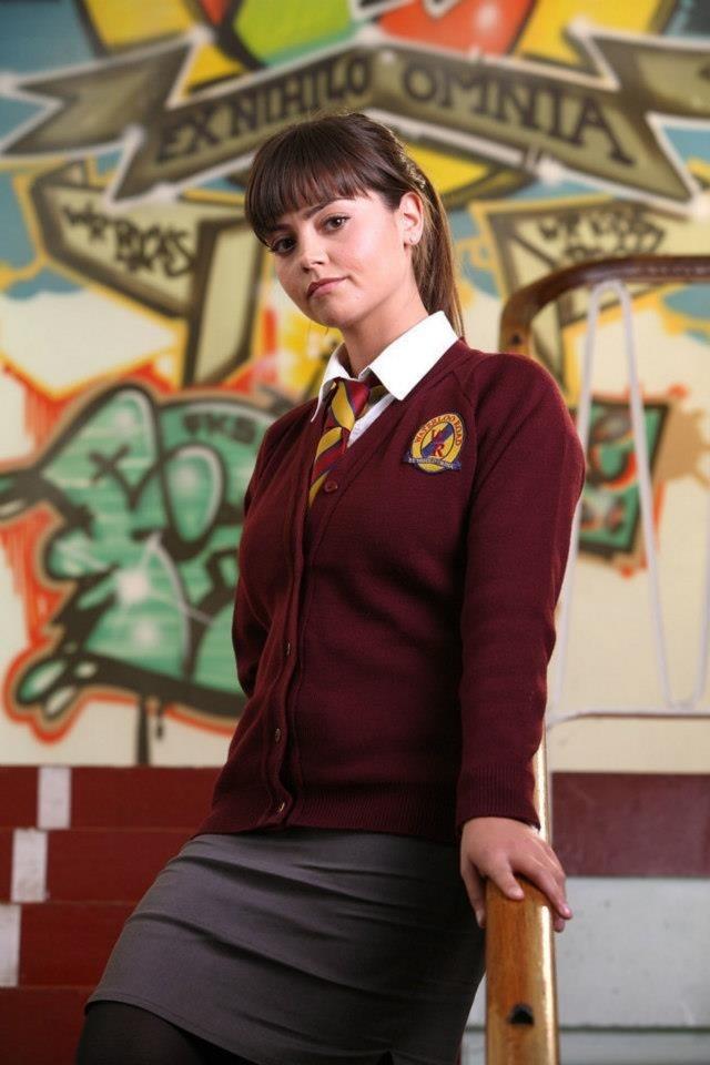 Jenna Louise Coleman (Waterloo road)